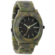 NIXON Karmaflage Collection Timer Teller Acetate Watch