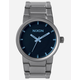 NIXON Blues Collection Cannon Watch