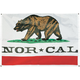 NOR CAL Republic Flag
