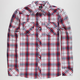 MICROS Roll In Mens Shirt
