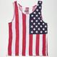 BROOKLYN CLOTH American Flag Mens Tank