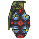 GRENADE Aztec Diecut Sticker