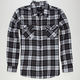 SHOUTHOUSE Prospect Mens Flannel Shirt