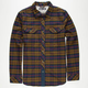 NIKE SB Raleigh Hunter Mens Flannel Shirt