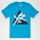 YOUNG & RECKLESS Pyramid Boys T-Shirt