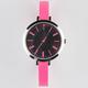 Neon Mirror Watch