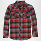 MICROS Coping Boys Flannel Shirt