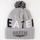 MOTIVATION Cheaters Pom Beanie