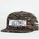 MOTIVATION Northwood Mens Snapback Hat