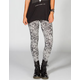 FULL TILT Animal Print Womens Leggings