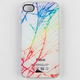 ZERO GRAVITY Cracked iPhone 4/4S Case