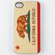 ZERO GRAVITY Golden State iPhone 4/4S Case