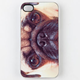 ZERO GRAVITY Pug Face iPhone 4/4S Case