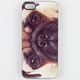ZERO GRAVITY Pug Face iPhone 5 Case