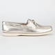 SPERRY Authentic Original Metallic Womens Boat Shoes