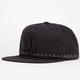 NIXON Mic Mens Snapback Hat