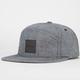 NIXON Snapper Chambray Mens 5 Panel Hat