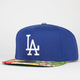 AMERICAN NEEDLE Visor Dodgers Mens Strapback Hat
