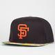 AMERICAN NEEDLE Visor Giants Mens Strapback Hat
