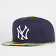 AMERICAN NEEDLE Visor Yankees Mens Strapback Hat
