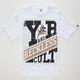 YOUNG & RECKLESS Pillars Mens T-Shirt