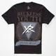YOUNG & RECKLESS Elegant Mens T-Shirt