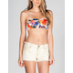 SEE YOU MONDAY Floral Bandeau