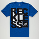 YOUNG & RECKLESS Zeckless Monster Mens T-Shirt