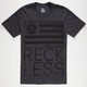 YOUNG & RECKLESS He Is Watching Mens T-Shirt