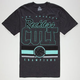 YOUNG & RECKLESS H-E-DBL Hockey Sticks Mens T-Shirt