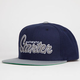 STARTER 2 Tone Script Mens Snapback Hat