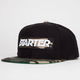 STARTER 2 Tone Label Mens Snapback Hat