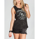 FULL TILT Mineral Wash Athletic Dept Womens Tank