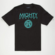 MIGHTY HEALTHY Corpo Mens T-Shirt