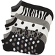 FULL TILT Animals & Dots 6 Pack Socks