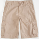 BURNSIDE Ripstop Cargo Boys Shorts