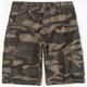 BURNSIDE Ripstop Cargo Boys Shorts