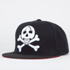 ICE CREAM Cross Bones Mens Snapback Hat