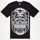 DC SHOES Mad Hatter Mens T-Shirt