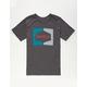 RVCA Invert Hex Boys T-Shirt