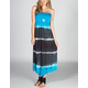 RAVIYA Convertible Tie Dye Maxi Dress