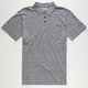 HURLEY One & Only Mens Polo Shirt