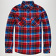 FOX Trent Mens Flannel Shirt