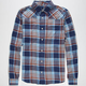 DC SHOES Ziprin Mens Shirt