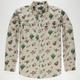 MATIX Williams Mens Flannel Shirt