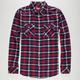 MATIX Woodsmen Mens Flannel Shirt