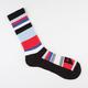 NIKE SB Stripes Skate Mens Crew Socks