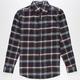 MATIX Draft Mens Flannel Shirt