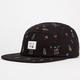 QUIKSILVER Yoself Mens 5 Panel Hat