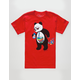 RIOT SOCIETY Panda Bubbles Boys T-Shirt